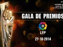 Los nominados a los Premios LFP para la temporada 2013-2014