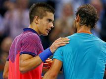 ATP Basilea 2014: Federer a la final ante Goffin; ATP Valencia 2014: Murray elimina a Ferrer, Robredo finalista