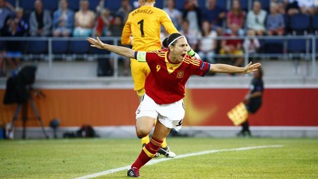 La española Vero Boquete opta al Balón de Oro femenino