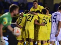 Europa League 2014-2015: victoria del Villarreal y empate del Sevilla en la Jornada 3