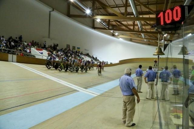 Guadalupe acogerá los Europeos de ciclismo en pista de 2014