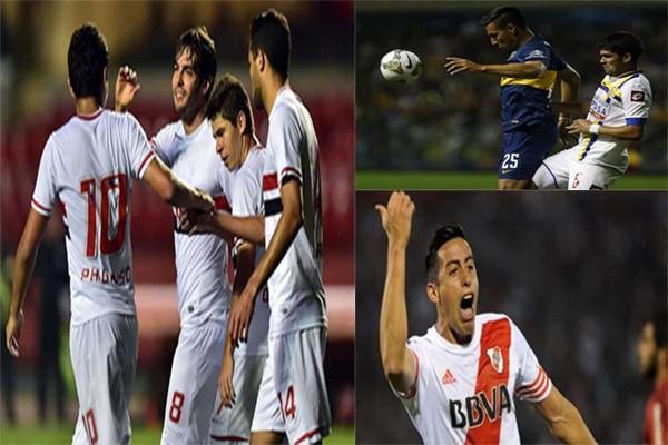 Cuartos de final Copa Sudamericana