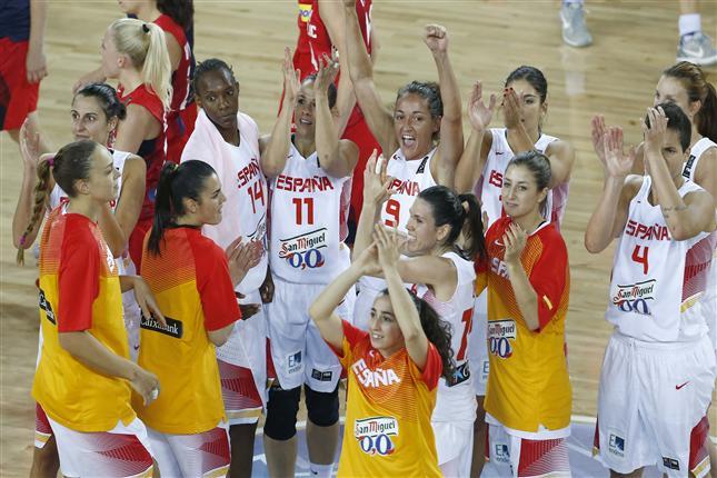 España se clasifica para cuartos de final