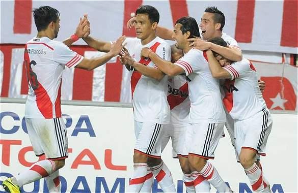 Partidos de ida 1/4 Copa Sudamericana