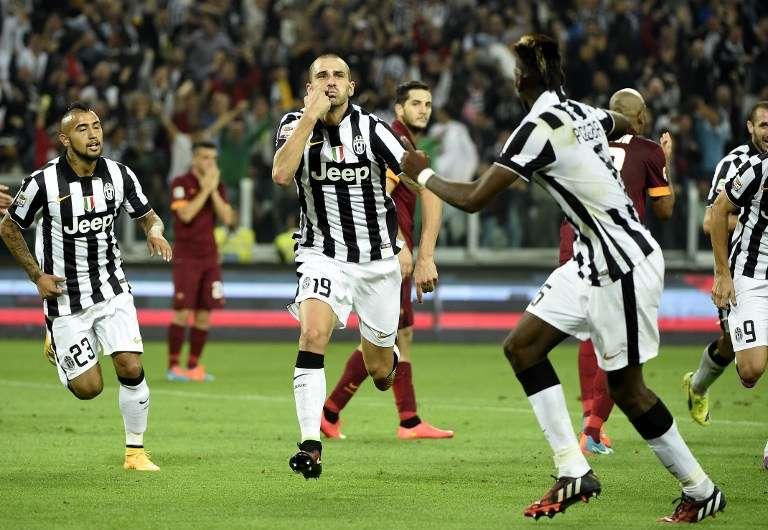 La Juventus se coloca líder en solitario