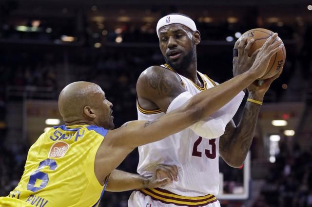 Arrancan los Cavaliers del Big-Three