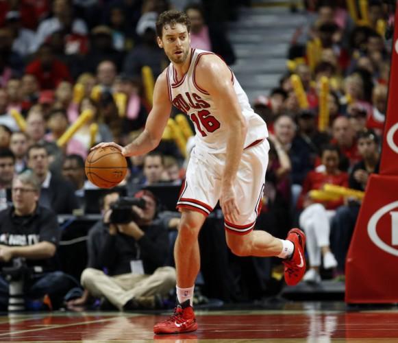 Tercera victoria de los Bulls