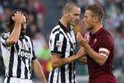 Tensión en el Juventus Roma