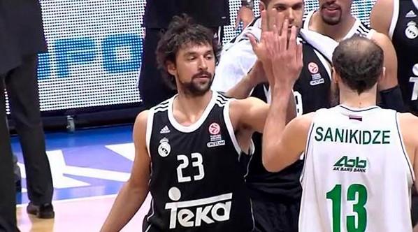 Llull le da al Madrid el triunfo