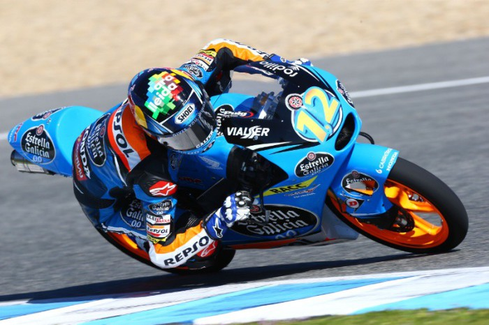 Alex Marquez campeon del mundo de Moto3