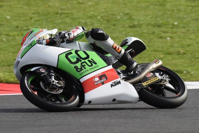 GP de Valencia Motociclismo 2014: Márquez, Zarco y Antonelli dominan el viernes