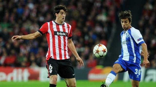 El Athletic está eliminado en la Liga de Campeones a falta de dos jornadas