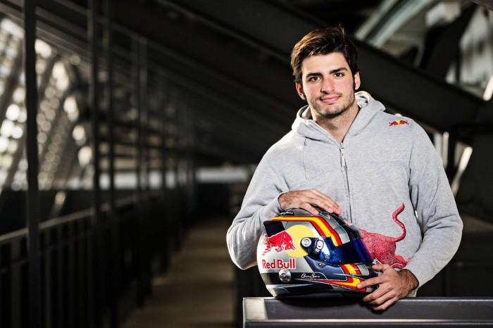 Carlos Sainz Jr. piloto de Toro Rosso