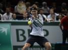 Masters de París 2014: Raonic-Berdych y Djokovic-Nishikori semifinales, Ferrer y Federer caen