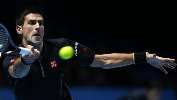 Djokovic asegura el numero uno ante Berdych