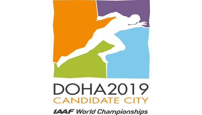 Doha será la sede del Mundial de atletismo de 2019