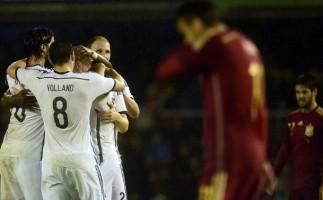 España – Alemania, un gol de Kroos y poco más en Vigo