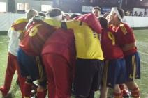España tercera en el Mundial de Fútbol 5 para ciegos, que ganó Brasil