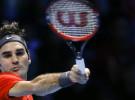 ATP Finals Londres 2014: Federer avanza a semifinales tras eliminar a Murray