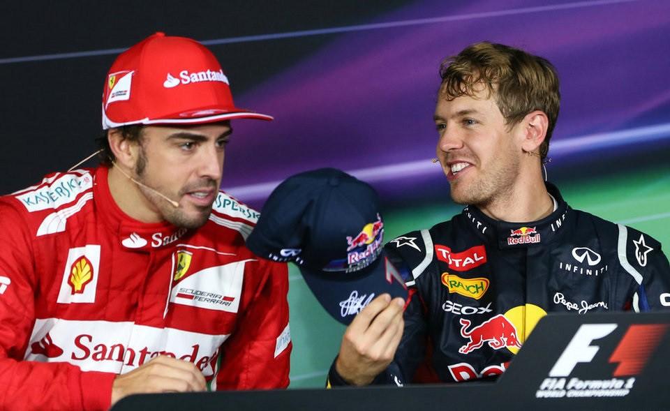 Vettel llega a Ferrari, Alonso sale, Grosjean sigue en Lotus, McLaren sin anuncios hasta diciembre