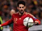 La España de Isco golea 3-0 a Bielorrusia