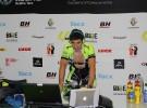 El ciclista de ultrafondo Julián Sanz bate el récord de distancia sobre rodillo