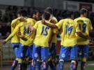 Liga Española 2014-2015 2ª División: resultados y clasificación de la Jornada 12