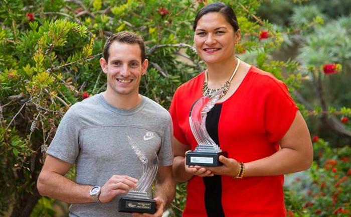 Lavillenie y Adams, atletas del año 2014