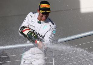 GP de Abu Dabi 2014 de Fórmula 1: Hamilton campeón del mundo ganando en Yas Marina