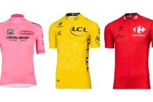 El selecto club de ganadores de las tres grandes vueltas ciclistas
