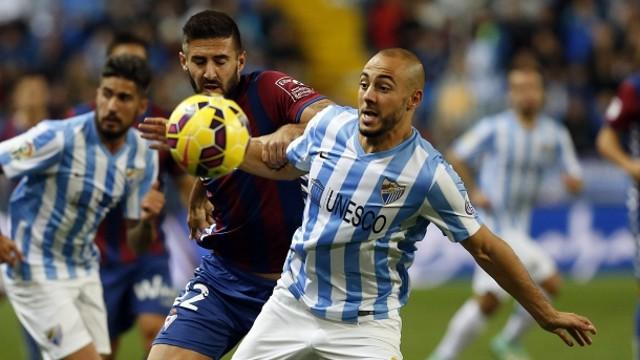El Málaga lleva cinco victorias consecutivas