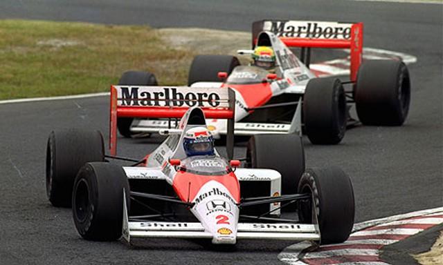 McLaren y Honda ganaron juntos cuatro títulos de constructores y pilotos