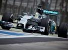 GP de Brasil 2014 de Fórmula 1: Rosberg bate a Hamilton en los libres de Interlagos