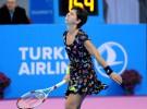 WTA Sofia 2014: Carla Suárez y Garbiñe Muguruza eliminadas en semifinales