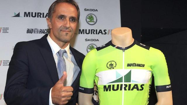 El Murias Taldea toma el relevo en el ciclismo vasco