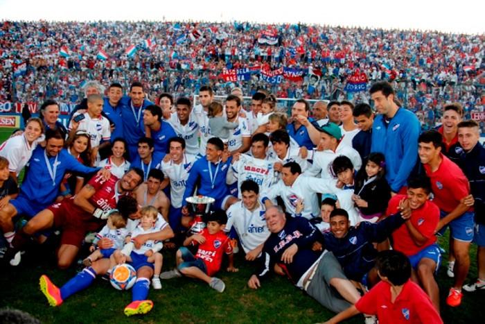 Fútbol Internacional: Nacional gana el Apertura 2014 en Uruguay