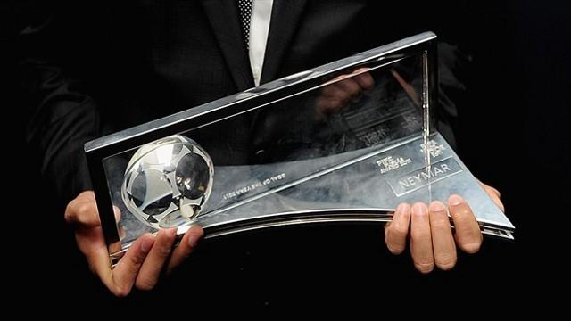 Premio Puskas al mejor gol del año