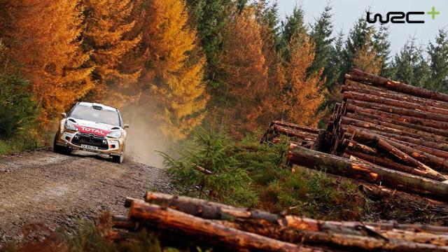 Rally de Gales 2014: inscritos e itinerario detallado de la última prueba del WRC
