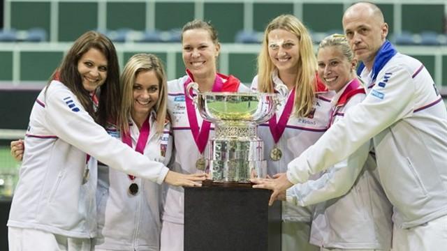 La República Checa conquistó la Fed Cup de 2014