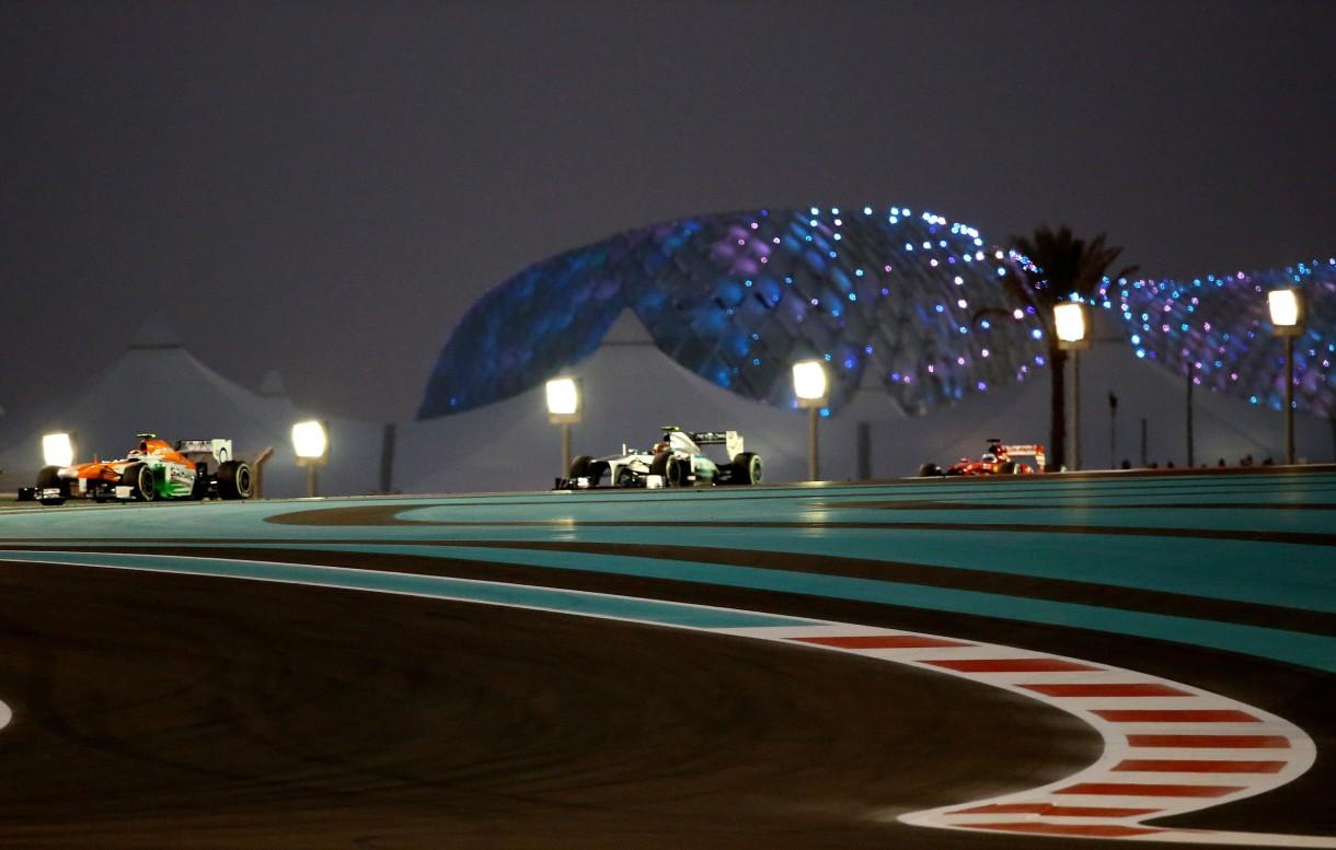 GP de Abu Dhabi 2016 de Fórmula 1: previa, horarios y cómo ver por televisión la carrera de Yas Marina