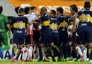 Copa Sudamericana 2014: Boca y River terminan en tablas mientras que el Sao Paulo cae por la mínima.