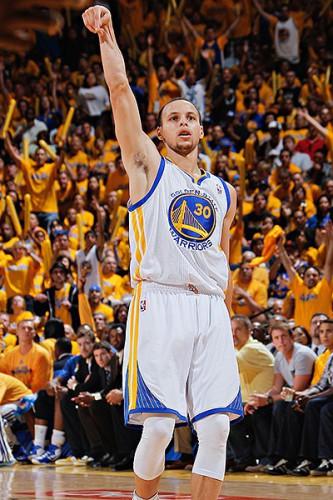 Curry jugador de la semana