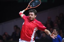 Final Copa Davis 2014: Wawrinka le da el primer punto a Suiza