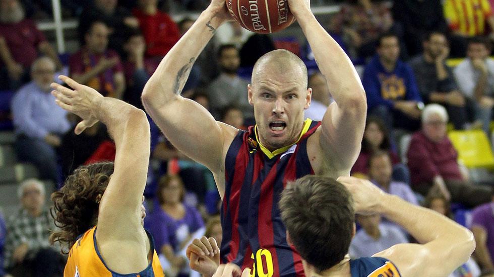 Lampe, MVP jornada 7 ACB