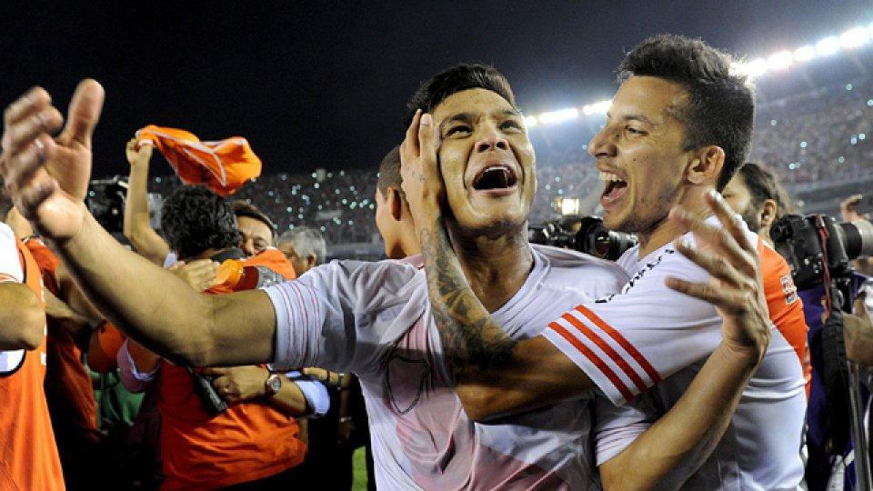 River finalista Copa Sudamericana