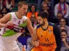 Euroliga 2014-2015: primera victoria del Valencia Basket  y derrota del Unicaja