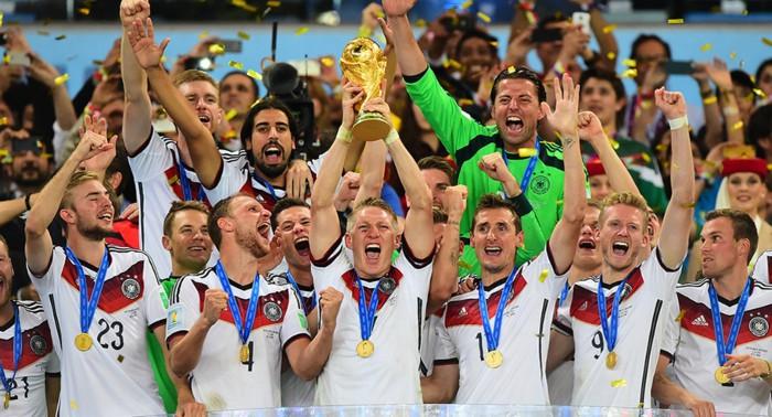 Alemania ganó su cuarto Mundial en Brasil
