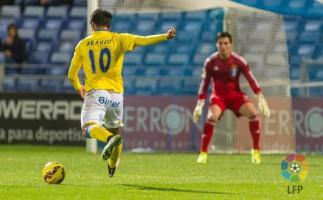 Liga Española 2014-2015 2ª División: resultados y clasificación de Jornada 17