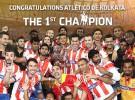 Fútbol Internacional: Atlético de Calcuta gana la primera Superliga de India