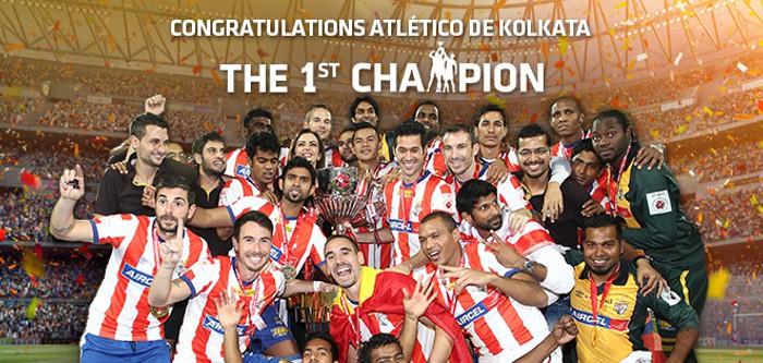 Atlético de Calcuta campeón de la primera Superliga India